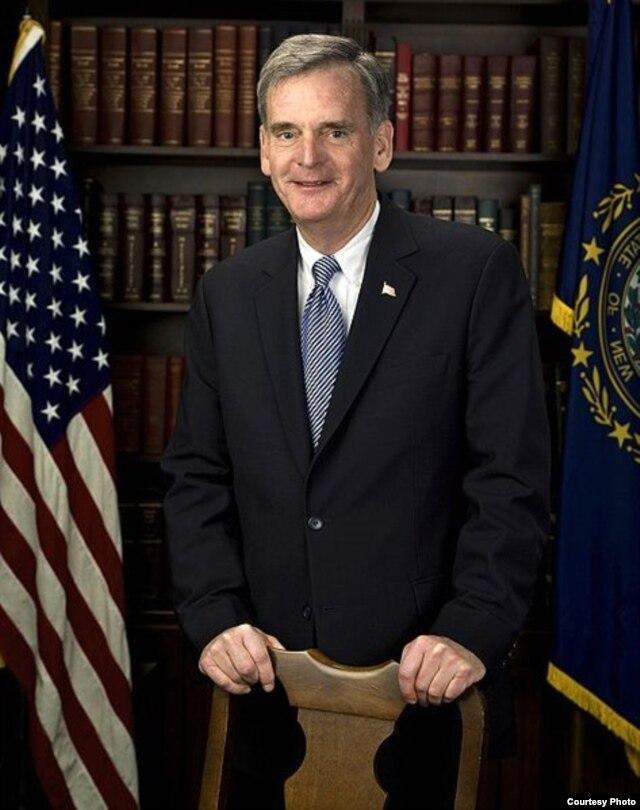 葛雷格(Judd Gregg)参议员 (葛雷格参议员办公室)
