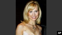 Анна Малова. Архивное фото 2003г.