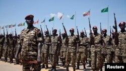 Wanajeshi wa Jeshi la Sudan Kusini-SPLA