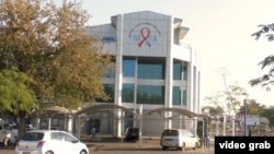 Kantor NACA, Botswana. (Foto: videograb)