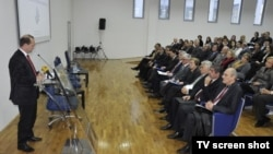 Skup u Podgorici povodom obilježavanja Međunarodnog dana ljudskih prava (Biro)