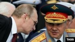 Putin - Shoygu