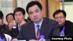 中国社科院世界经济与政治研究所学者薛力