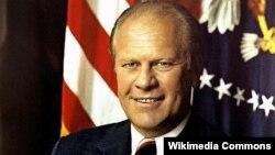 Uko Perezida Gerald Ford Yababariye Richard Nixon Yasimbuye