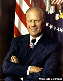 Prezident Jerald Ford (1974-1977)