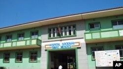 Hospital Simão Mendes, Bissau