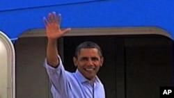 美國總統奧巴馬剛參加完G20峰會﹐星期五再展開亞太地區訪問行程。