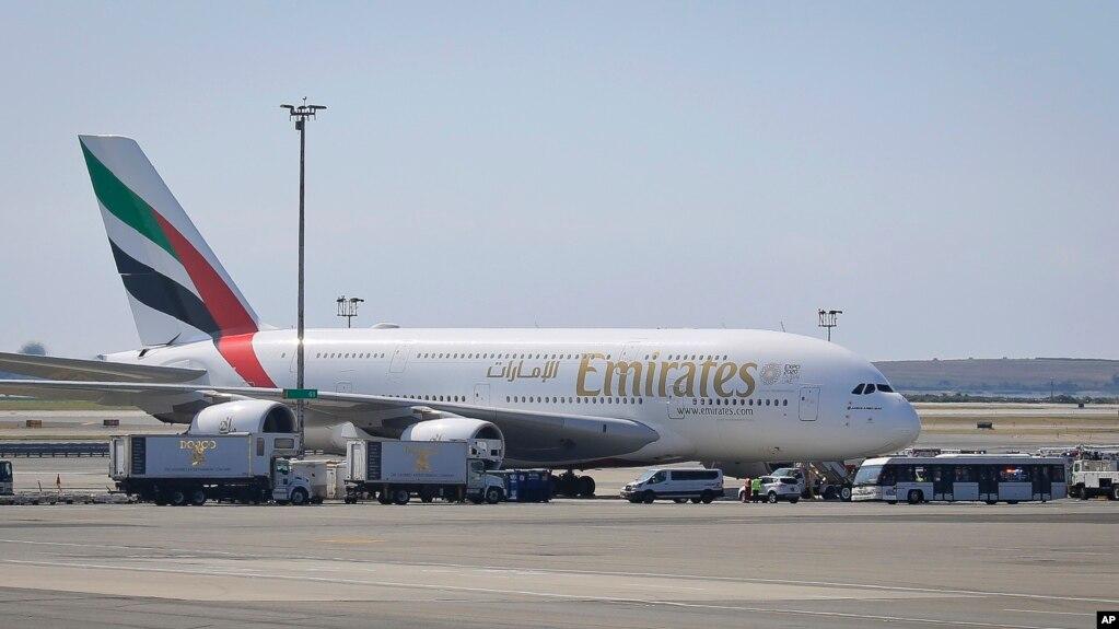 Avioni nga Dubai në karantinë