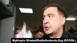 Міхеїл Саакашвілі йде на парламентські вибори