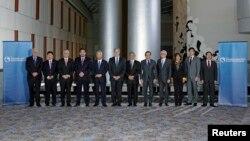 Ministri trgovina pacifičkih zemalja na stastanku u Atlanti