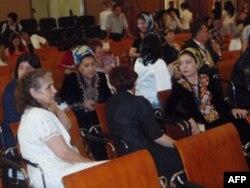 Bishkekdagi simpoziumda