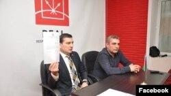 Azər Qasımlı və Natiq Cəfərli