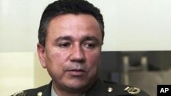 Por el momento el general (r) de la Policía de Colombia, Mauricio Santoyo permanece detenido hasta que finalice su proceso en EE.UU.