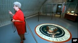 Президентское бомбоубежище на острове Peanut Island в штате Флорида (архивное фото)