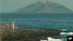 钓鱼岛/尖阁诸岛(资料照片)