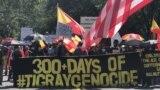DEMONSTRATION IN DC