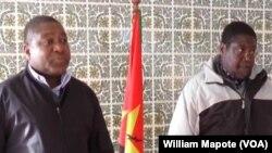 Filipe Nyusi e Ossufo Momade prometem assinar documento em Agosto