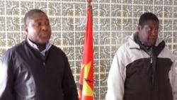 Nyusi e Momade assinam Acordo de Paz em Agosto