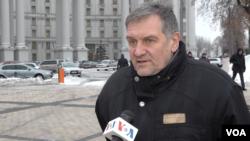 Професор політології НаУКМА Олексій Гарань