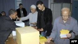 انتخابات ریاست جمهوری در تونس برگزار شد