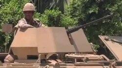 خانوادۀ محمد مرسی عليه ارتش مصر اعلام جرم می کند