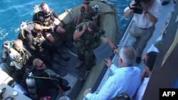 Sarandë: Mision ushtarak amerikan; nxirren nga deti 6 anije të flotës detare shqiptare