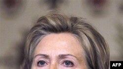 Госсекретарь США Хиллари Клинтон . Вашингтон. 17 ноября 2010 года