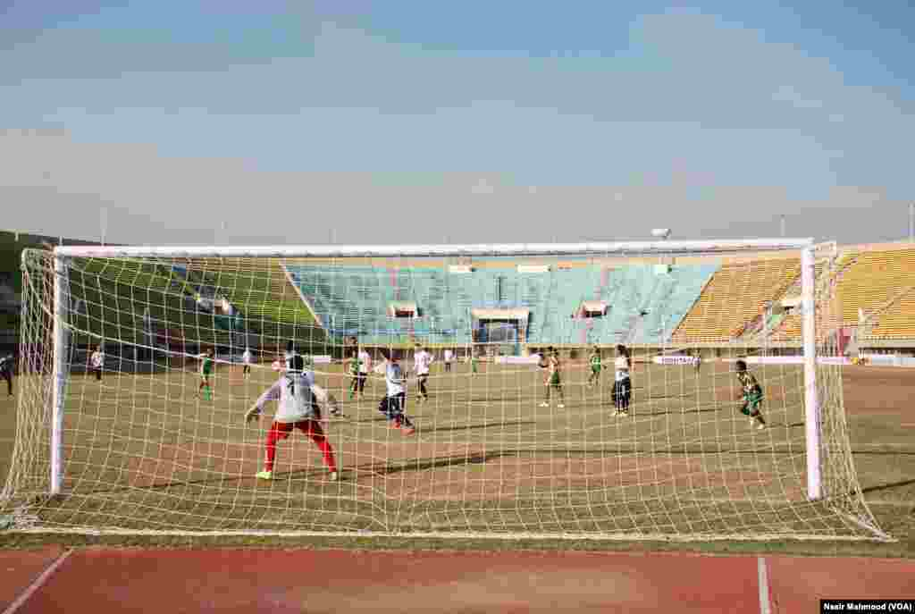 جمعرات کو افغانستان اور بنگلہ دیش کے درمیان میچ کھیلا گیا۔