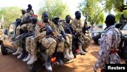 نیروهای ارتش سودان روز بیست و پنجم دسامبر شهر بر را از شورشیان پس گرفتند.