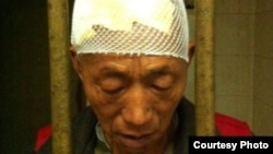 刘晓原律师会见看守所中的范木根(刘晓原律师图片)