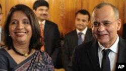 ভারত ও পাকিস্তানের দুদিনব্যাপী শান্তি আলোচনা শেষ