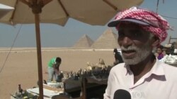 Upheaval Crushes Tourism in Egypt