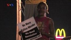 Remaja Kulit Hitam Ditembak Polisi AS Pada Peringatan Setahun Insiden Serupa