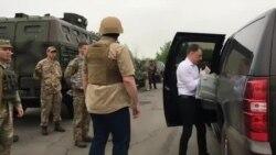 Volker u Ukrajini: Moskva da napravi korak ka miru
