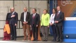 Популістам не вдається заручитися переважною підтримкою на регіональних виборах в Німеччині. Відео