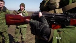 Civilian Casualties Push Men to Join Rebels in Ukraine