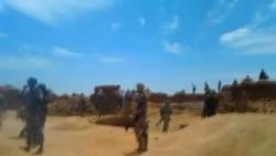 馬里加奧市持續兩日戰鬥