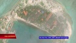 Truyền hình VOA 23/2/21: CSIS: Việt Nam đặt hệ thống phòng thủ ở Trường Sa đối phó với Trung Quốc