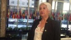 Boliviana es premiada por el Dpto. de Estado