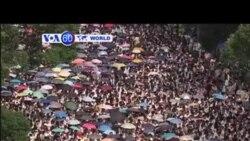 VOA國際60秒(粵語): 2014年9月22日