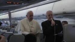 سفر سه روزه پاپ فرانسیس به خاورمیانه