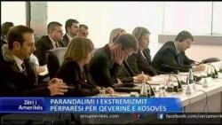 Parandalimi i ekstremizmit, perparesi e Kosoves