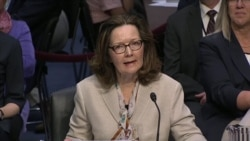 CIA Chief Nominee Haspel Vows Not to Restart Detention, Interrogation Program