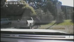 Charlotte Police Release Dashboard Video of Fatal Shooting of Keith Scott