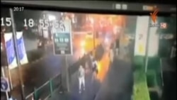 泰國逮捕曼谷炸彈襲擊事件嫌疑人
