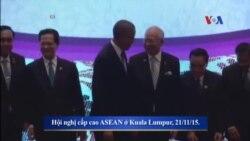 Mỹ: Hội nghị thượng đỉnh ASEAN không nhằm 'bài Trung Quốc'