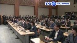 Manchetes Mundo 4 Janeiro 2018: Ex-presidente da Coreia do Sul a braços com mais acusaçōes