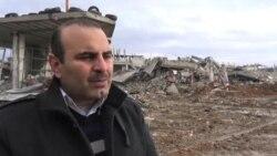 پیشمرگهها ساختمانهای اداری کوبانی را تصرف کردند