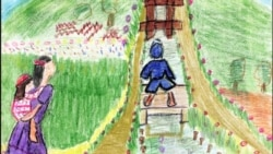 Drawings by Children in Hiroshima Show Hope and Peace