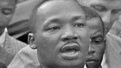 Nhớ lại cuộc tuần hành lịch sử năm 1963 ở Washington